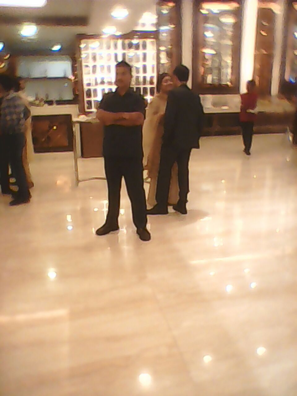 Personal Bodyguard Hire