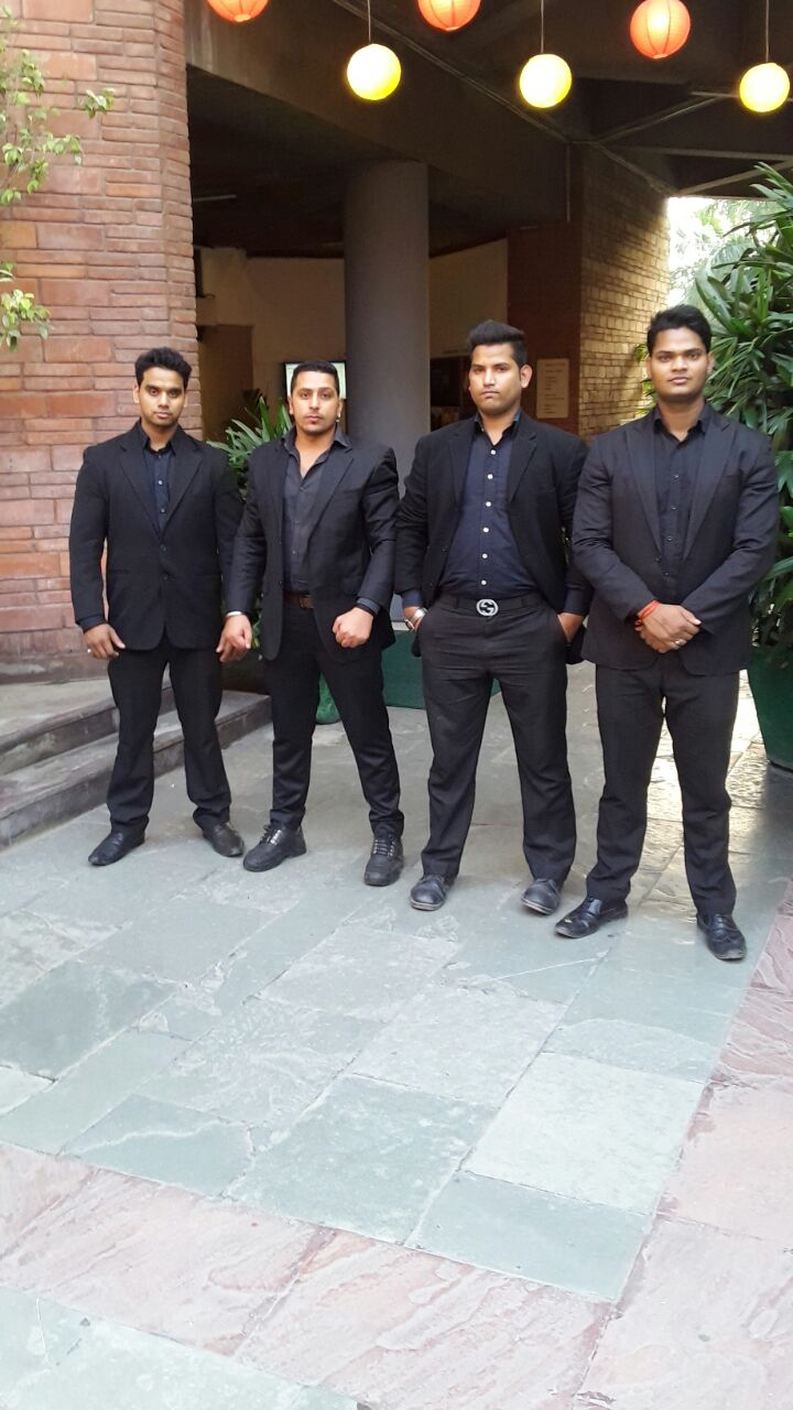 Celebrity Bodyguards Hire