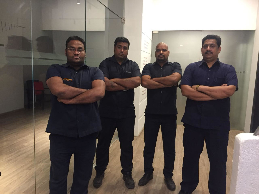 Professional Bodyguard Services