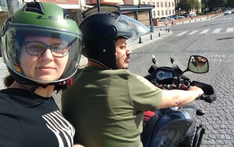 artçı motosiklette dikkat edilmesi gerekenler
