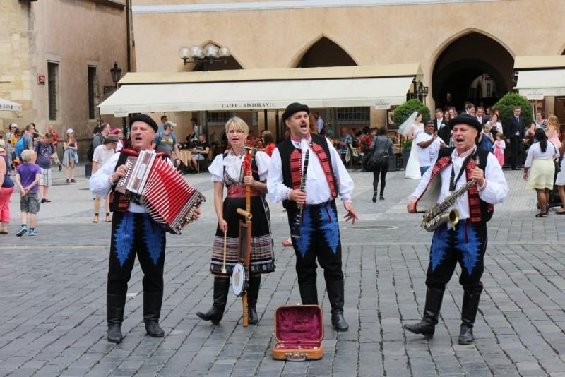 çekya prag old town eski kent meydanı