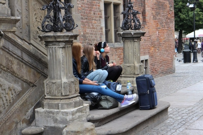 Ukraynalı kızlar, Rus genç kızlar