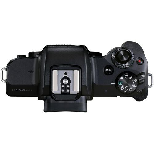 eos m50 mark ii özellikler