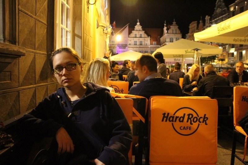 Gdansk hard rock cafe 2014