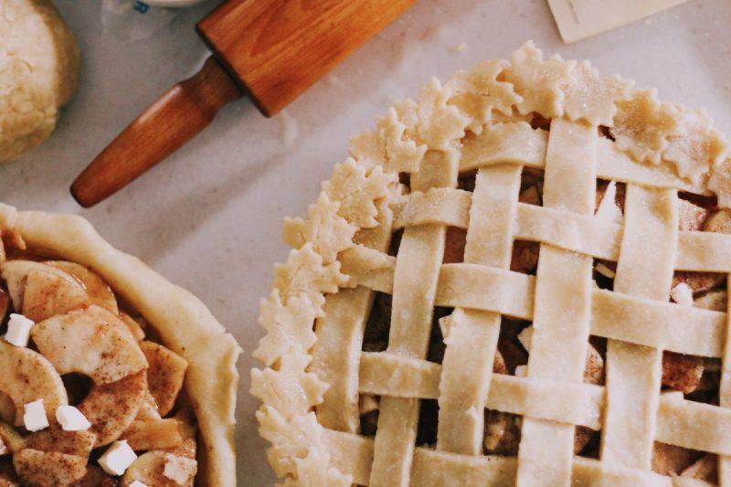 elmalı pay, elmalı turta