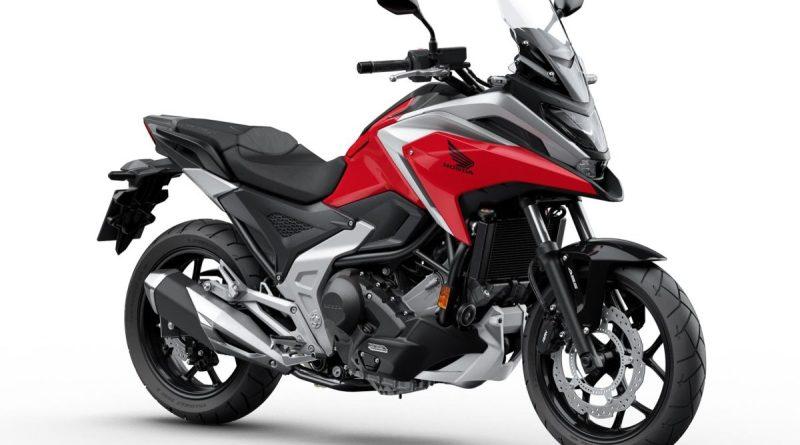 Honda NC750X 2021 genel görünüm