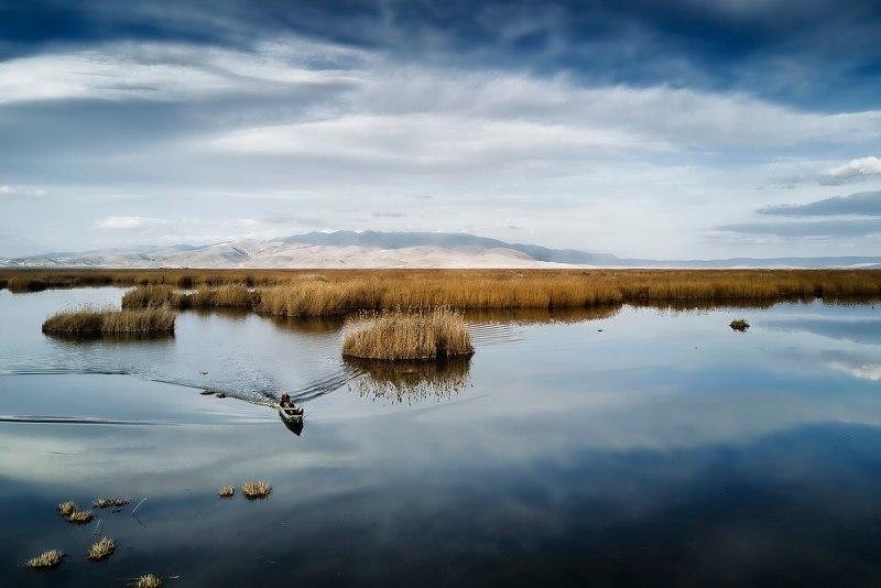 iç batı anadolu eber gölü