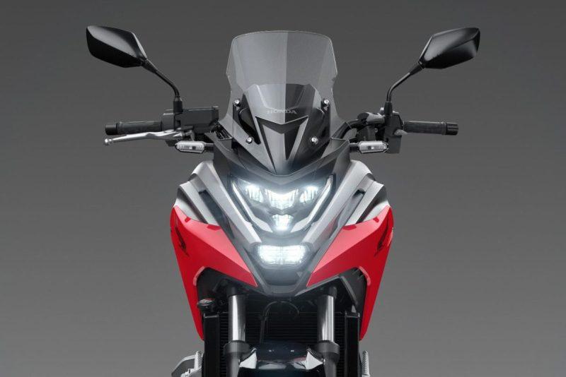 Honda NC750X 2021 far