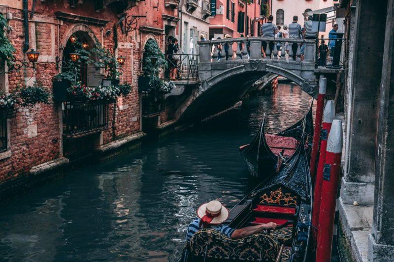 motosikletle adriyatik turu Venedik