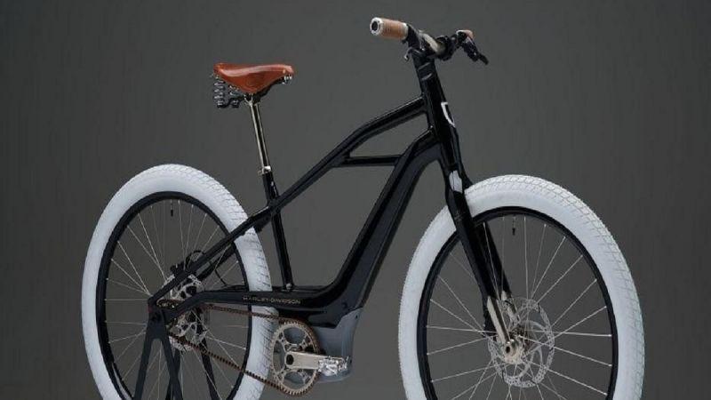 harley-davidson elektrikli bisiklet prototip
