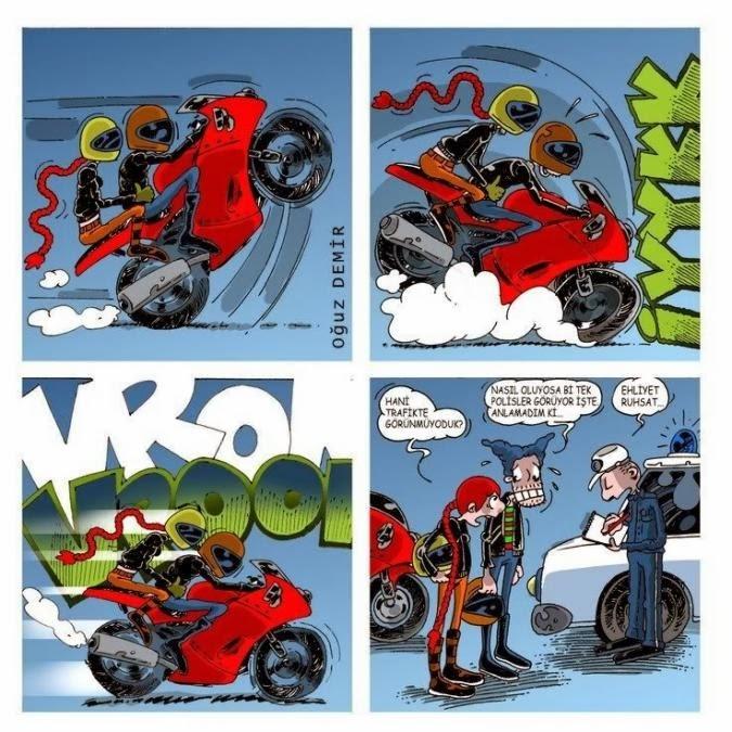 Motosiklet cezaları