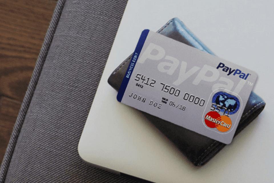 начать работу с системой PayPal