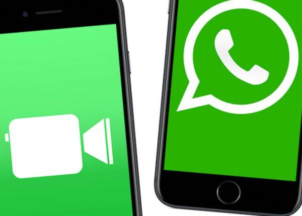 WhatsApp - Facebook
