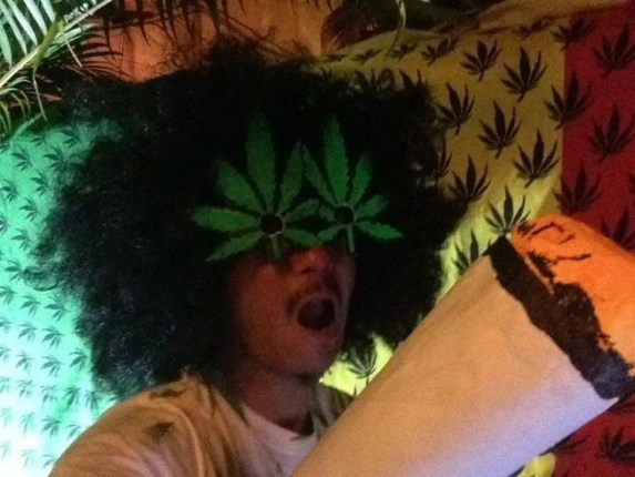 marihuana i Thailand
