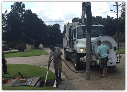 Improving Stormwater Management