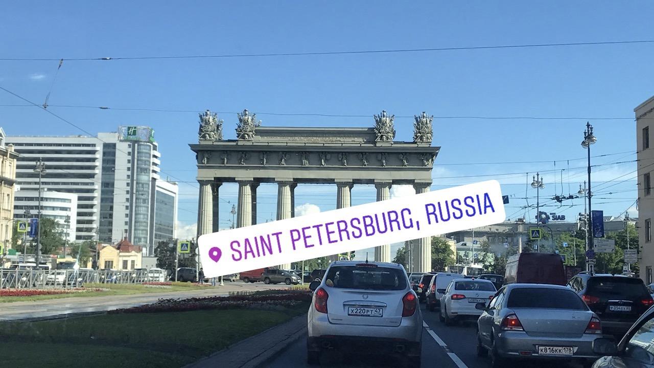 St, Petersburg, Russia