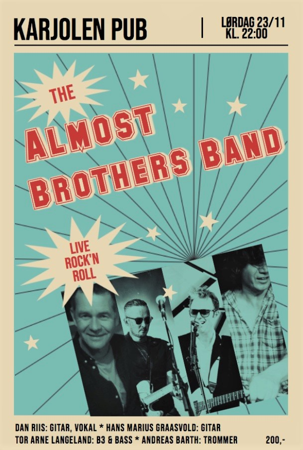 Almost Brothers Band
