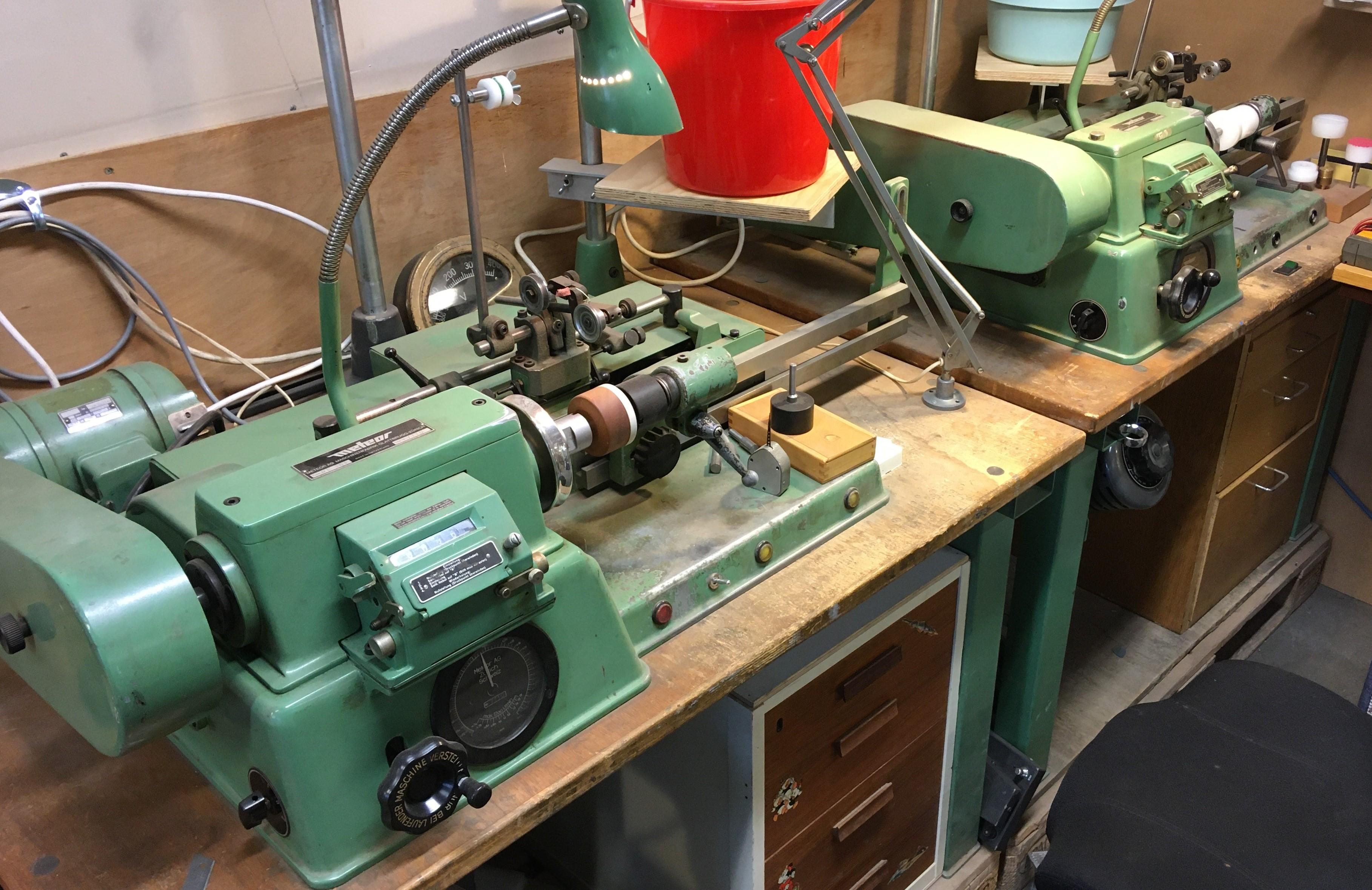 Stavemviklingsmaskin (2)
