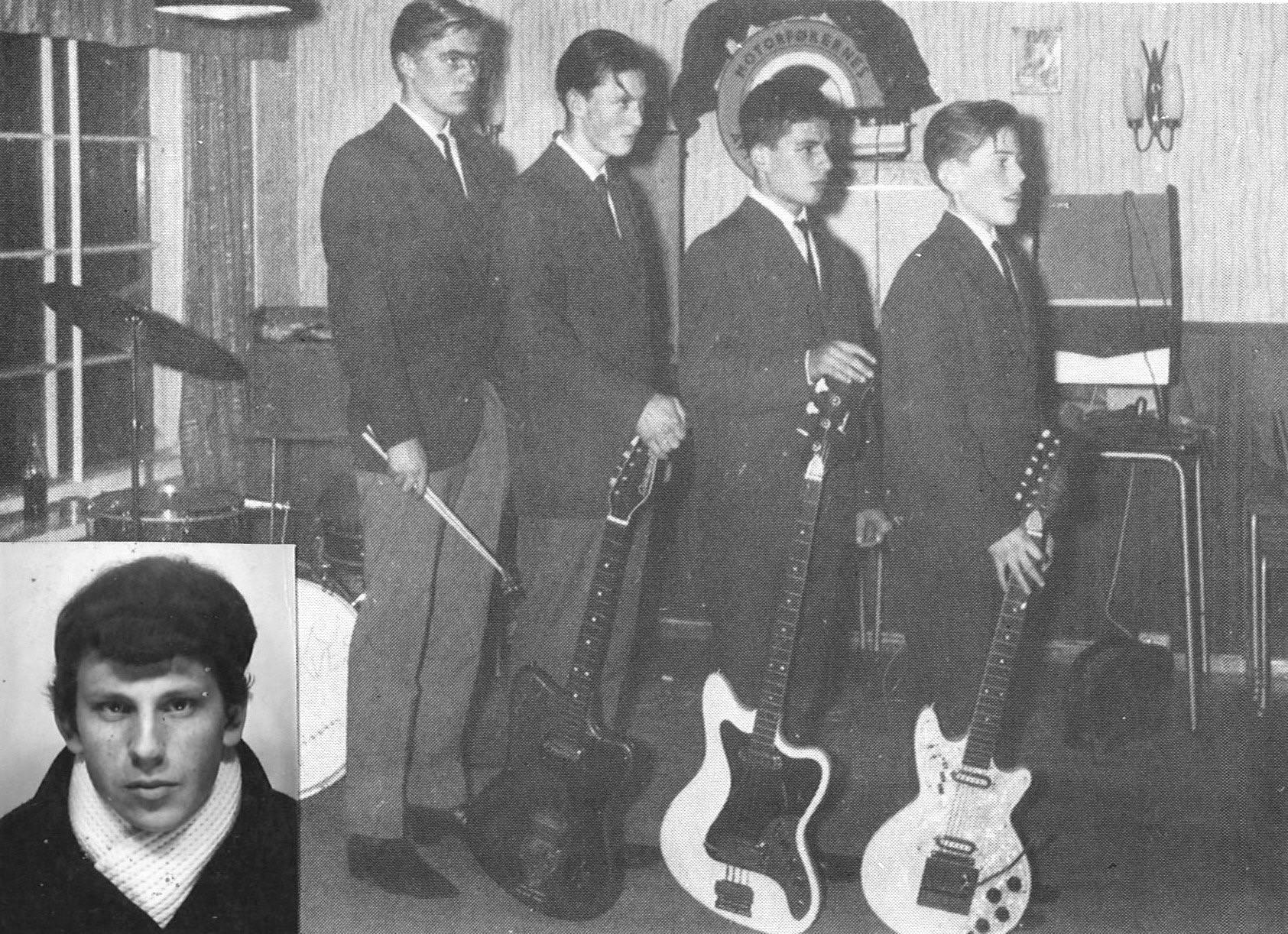 The Blue Waves fra Fredrikstad 1964 (2)