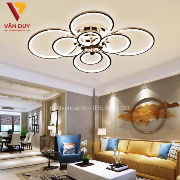 Đèn mâm ốp trần hiện đại VD2 1058 20200522 01