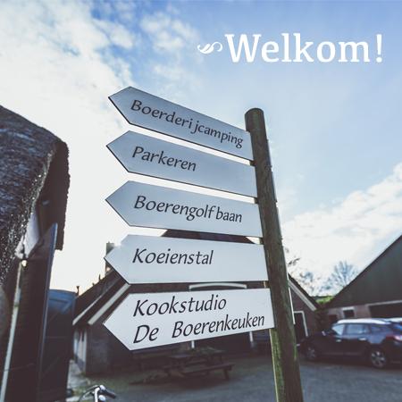 Welkom op Boerderij Den Hoek