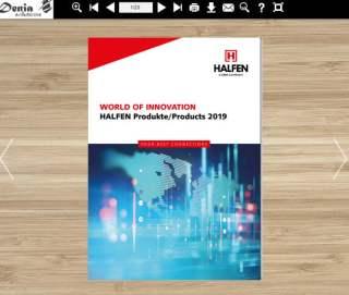 Halfen inovaciniai sprendimai 2019 katalogas