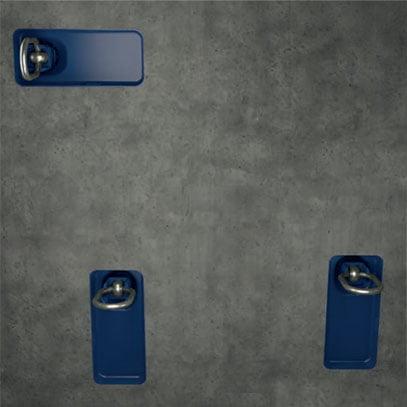 Inkarai liftų montavimui Liftbox HLX Halfen Denia Solutions pavyzdys 2