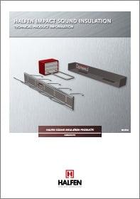Izoliaciniai laiptatakiu elementai HALFEN HBB Denia Solutions Brosiura