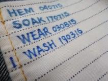 Eternal 888 1st wash 3