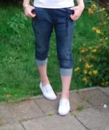 diesel jog jeans close up