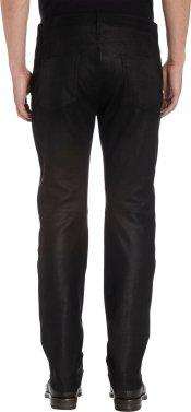 Vince Men's Leather Pants 3