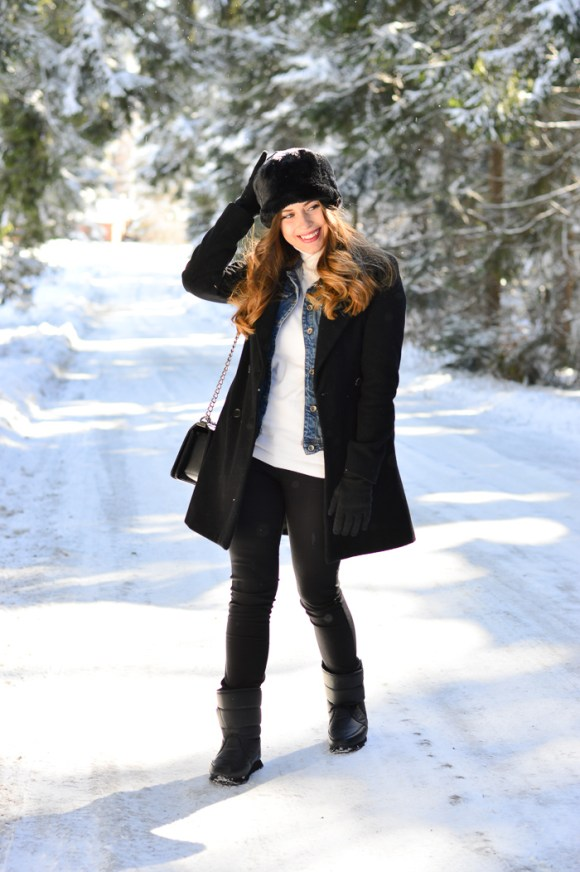 Layering in Winter - Purely Me by Denina Martin