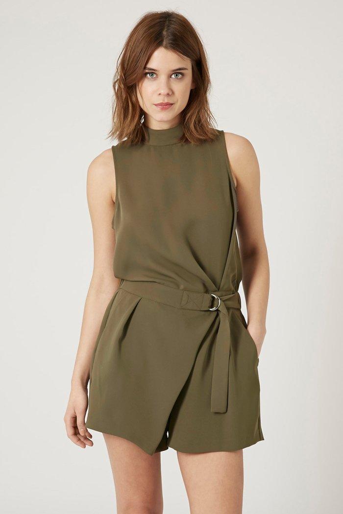 Khaki Wearable Trends Spring