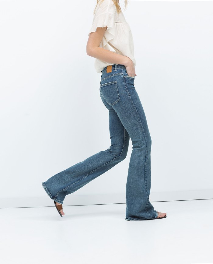 Flare Jeans Spring Trends Wearable