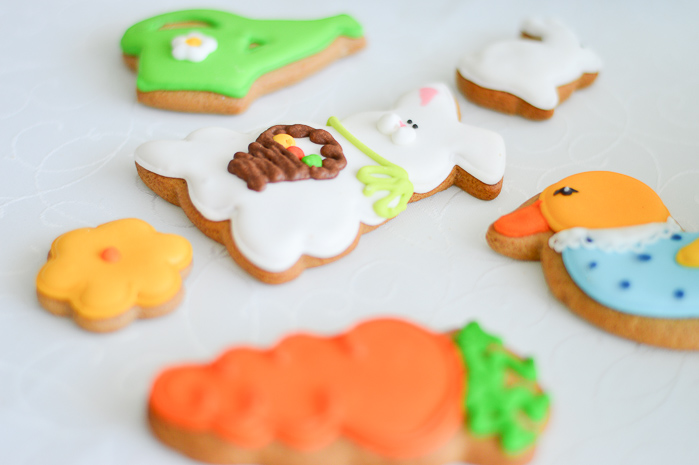Easter Cookies Denina Martin