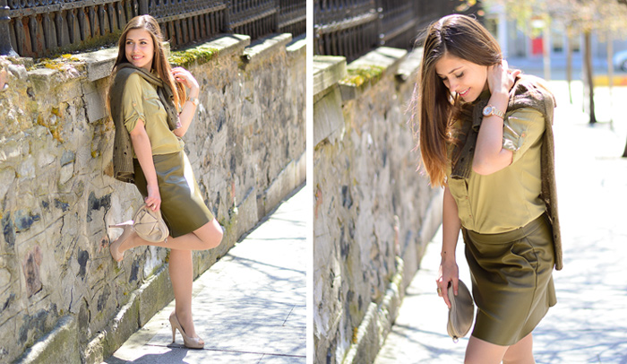 Khaki Love Denina Martin
