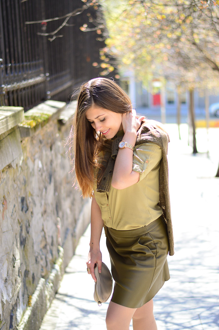 Fashion Blogger Sofia Denina Martin