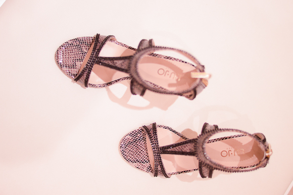 SHOE HUNT Liu Jo Heeled Sandals Occasion available at Bulgaria Mall, selected by Denina Martin