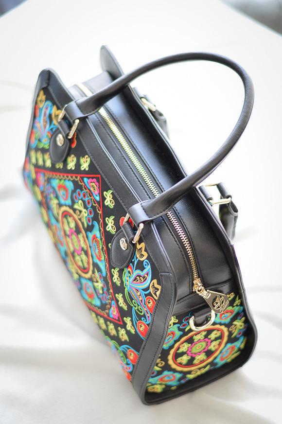 Frisent Luxury Bag Giveaway - Denina Martin