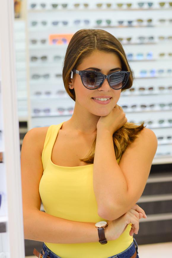 GUESS слънчеви очила от Eurooptic
