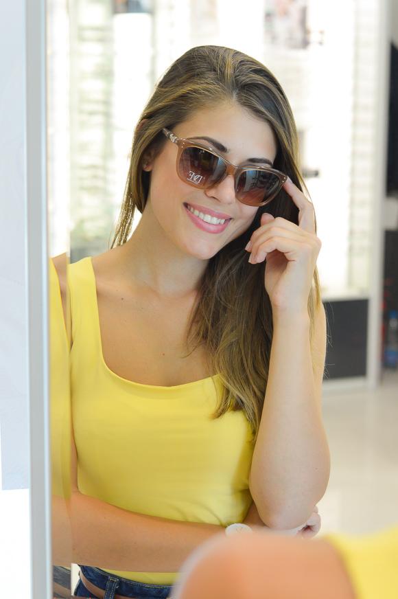 DVF очила от Opticlassa в Bulgaria Mall