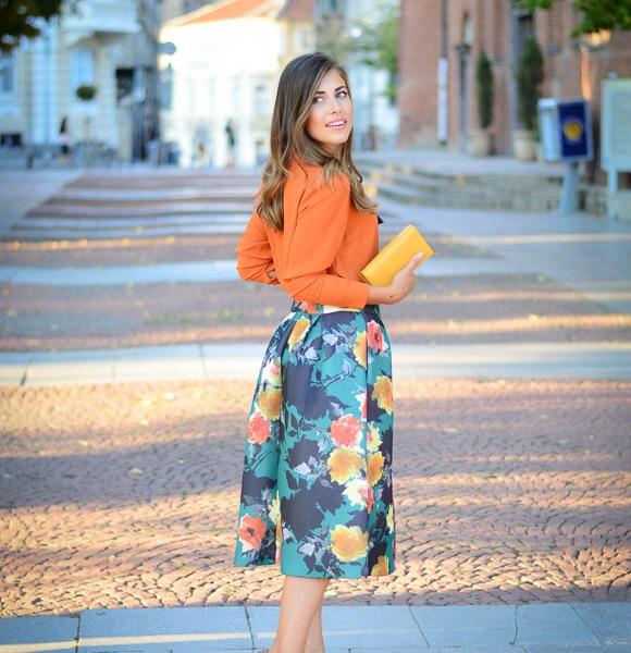 Hello September - a new look by Bulgarian fashion blogger Denina Martin