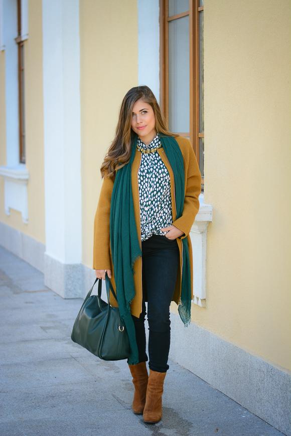 Mustard-Coat-Stefanel-Denina-Martin-Bulgaria-Mall-1