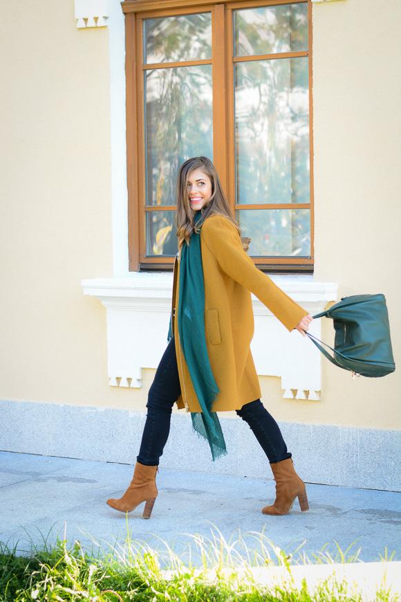Mustard-Coat-Stefanel-Denina-Martin-Bulgaria-Mall-7