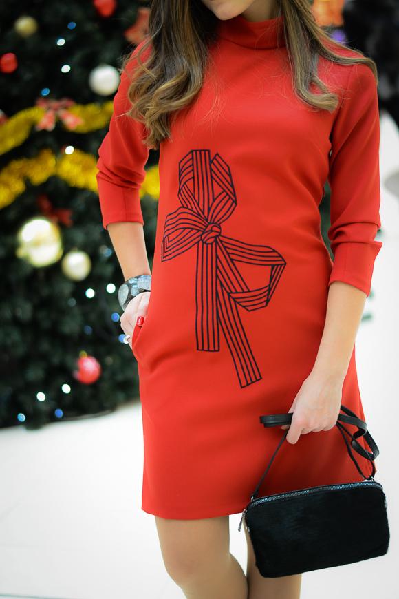 Christmas-Gift-Red-Dress-Catty-Bulgaria-Mall-3