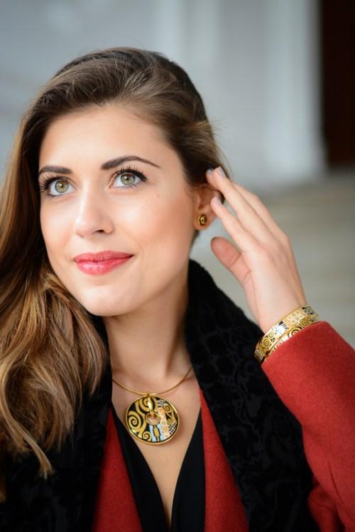 Frey-Wille-Jewellery-Belvedere-Vienna-Gustav-Klimt-Fashion-Blogger-Denina-Martin-Freywille-Jewelry-13