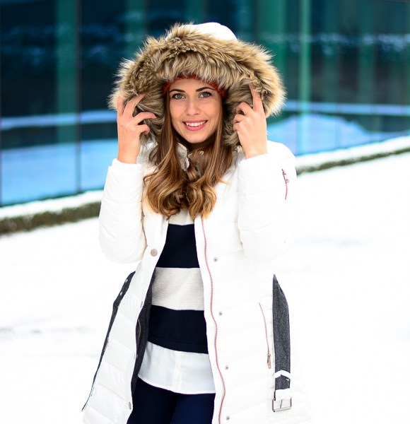 Bulgarian Fashion Blogger Denina Martin Winter Ready with Bulgaria Mall and Esprit