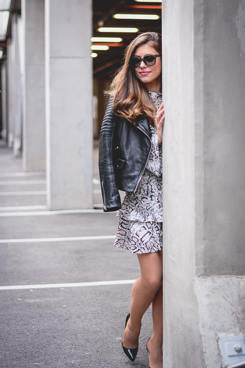Rocker Chic Style by European Fashion Blogger Denina Martin