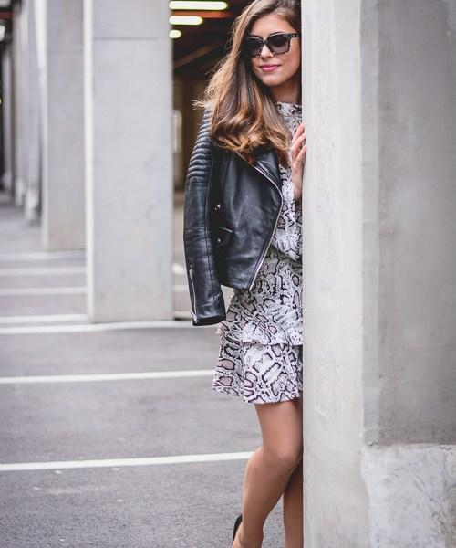 Rocker Chic Style by European Fashion Blogger Denina Martin