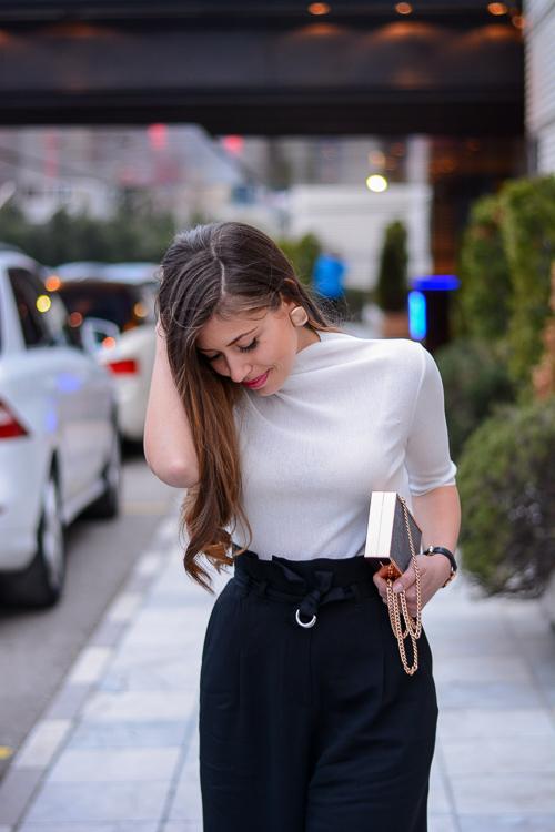 Sofia Fashion Week 2016 H&M Wide Leg Trousers